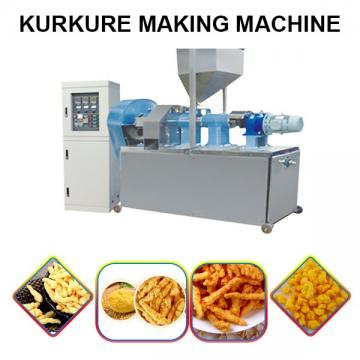 100kw High Capacity Kurkure Making Machine With Energy Saving