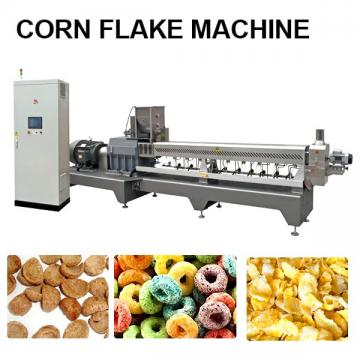 Stainless Steel Corn Flake Machine Maize Flake Machinery,Ce Certification