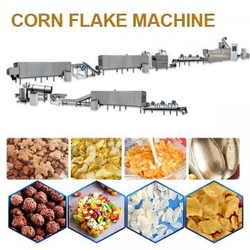 Convenient Corn Flake Machine Maize Flakes Making Machine,Clean And Sanitary