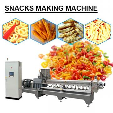 78kw Stainless Steel Snack Maker Machine With Easy To Operate