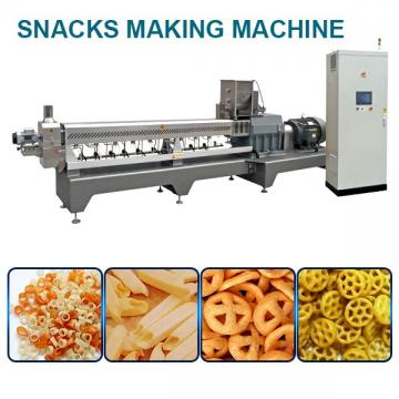 High Efficiency Energy Saving Potato Chips Machine With Low Noise