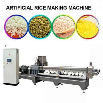 Energy Saving Healthier Rice Making Machine With Easy Operation