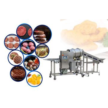 Easy Operation Multi-Purpose Chicken Breading Machine With Siemens Electric Apparatus