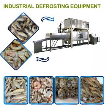100kw Smart Control Industrial Defrosting Equipment,Meat Thawing Machine