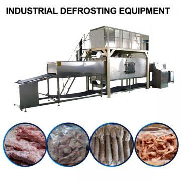 High Productivity Easy Operation Industrial Defrosting Equipment For Frozen Beef