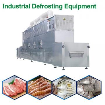 Ce Compliant Industrial Defrosting Equipment With Low Consumption