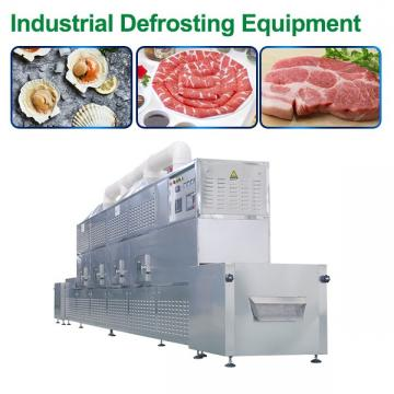 Quick Defrost Self Cleaning Industrial Defrosting Equipment For Seafood ,No Pollution