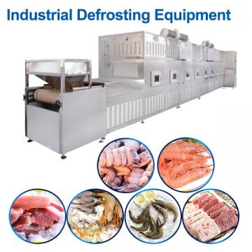 Multifunction Tunnel Industrial Defrosting Equipment,Temperature Adjustable