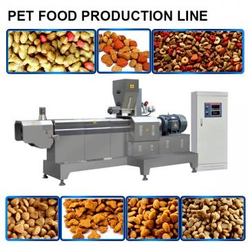 Low Consumption Pet Food Production Line With Long Life