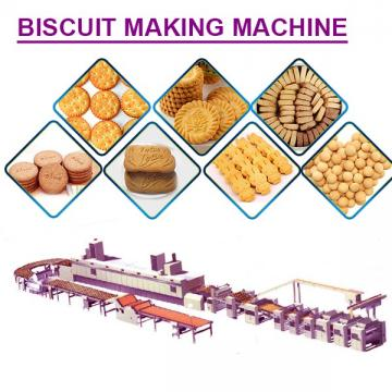 380v/50hz Cookies Making Machines For Cake
