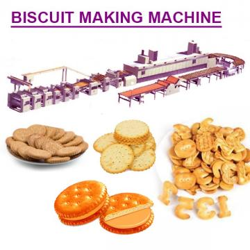 Stainless Steel Cookies Making Machines With  High Production Efficiency,Low Cost