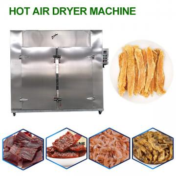 High Productivity 100kpa Hot Air Dryer Machine For Vegetables,Low Noise