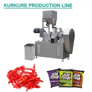 Plc System High Efficiency Kurkure Making Machine,Automatic Eco-friendly