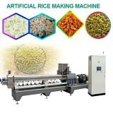 Continuously Artificial Rice Making Machine For Fortified Rice,Easy Operation