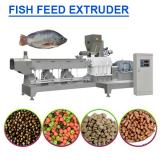 Iso Certification Feed Extruder Machine For Floating Feed,Easy Maintenance