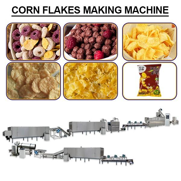 55kw Nutritional Corn Flake Machine With Wide Range Of Applications #1 image