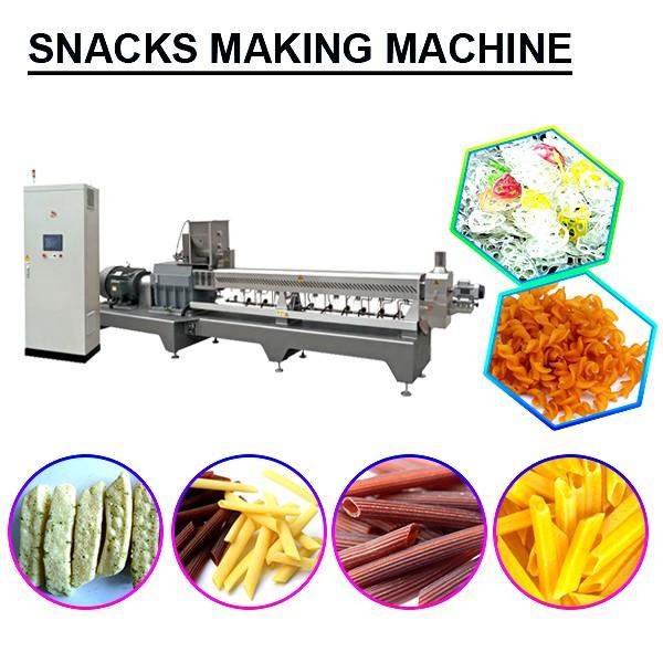 Ce Compliant Customzied Snack Maker Machine With Liquid Crystal Display #1 image