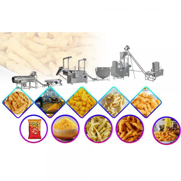 Self Cleaning Kurkure Making Machine With Low Cost High Output #1 image