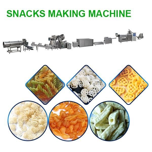 High Quality Snack Maker Machine Potato Wafers Machine,Work Stable #1 image