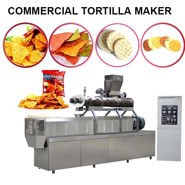 Ce Compliant Automatic Commercial Tortilla Maker With Simple To Operate #1 image