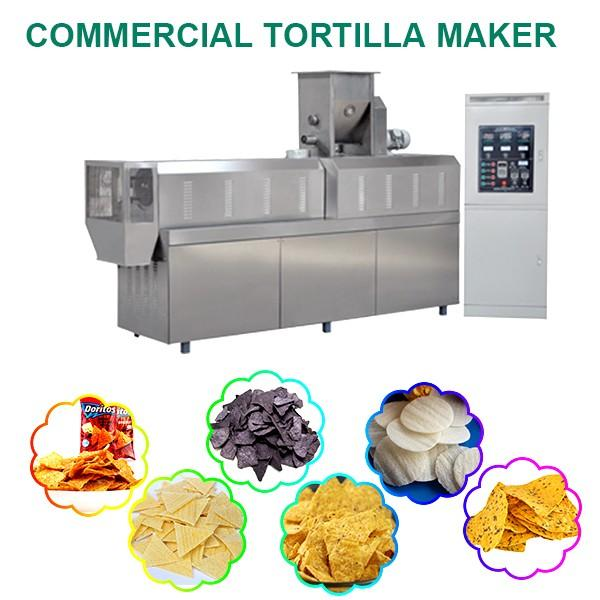 Efficiently Commercial Tortilla Maker At Competitive Price,Adjustably #1 image