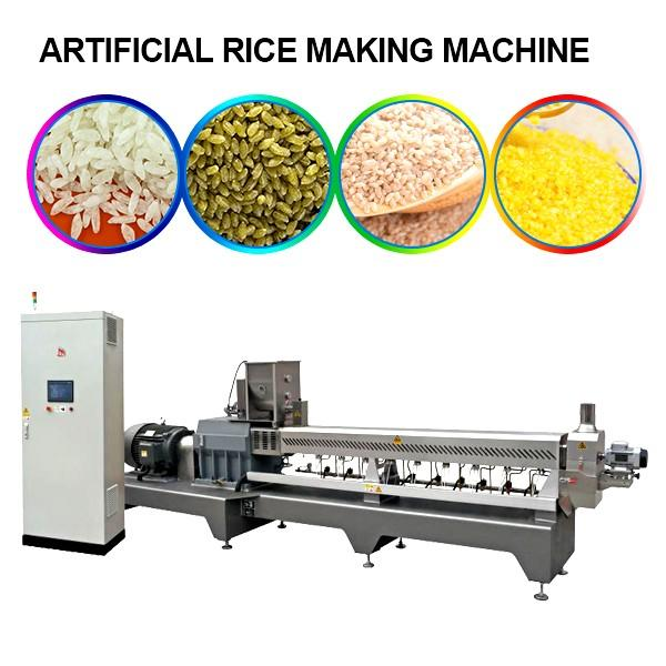 Energy Saving Healthier Rice Making Machine With Easy Operation #1 image