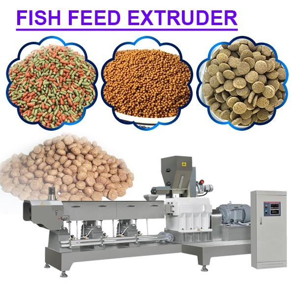Simple Structure Automatic Fish Feed Extruder Machine With Long Service Life #1 image