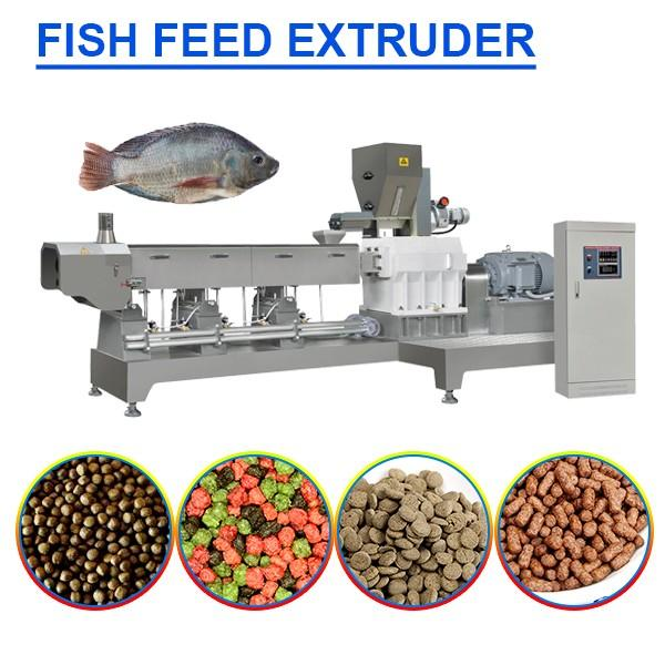 Iso Certification Feed Extruder Machine For Floating Feed,Easy Maintenance #1 image