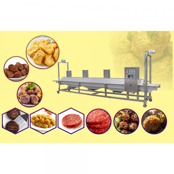 Big Capacity Stainless Steel Material Commercial Chicken Breading Machine #1 image
