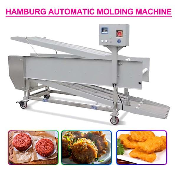 Multifunction Automatic Hamburger Machine With Easy To Clean And Low Noise #1 image