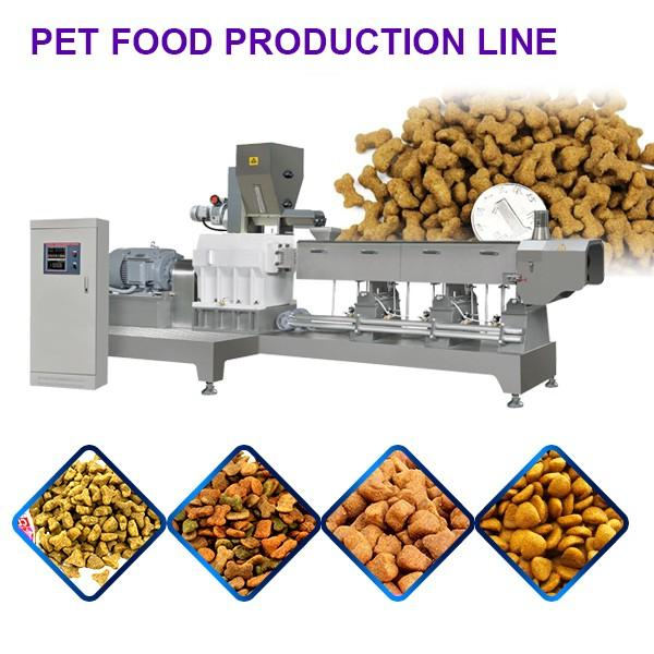 Stainless Steel Pet Food Production Line With High Automation #1 image