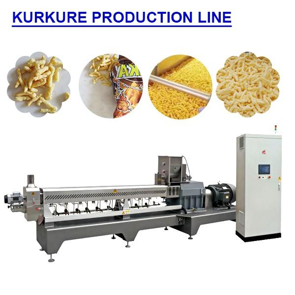 380v/50hz Kurkure Making Machine For Corn Snacks,long Performance #1 image