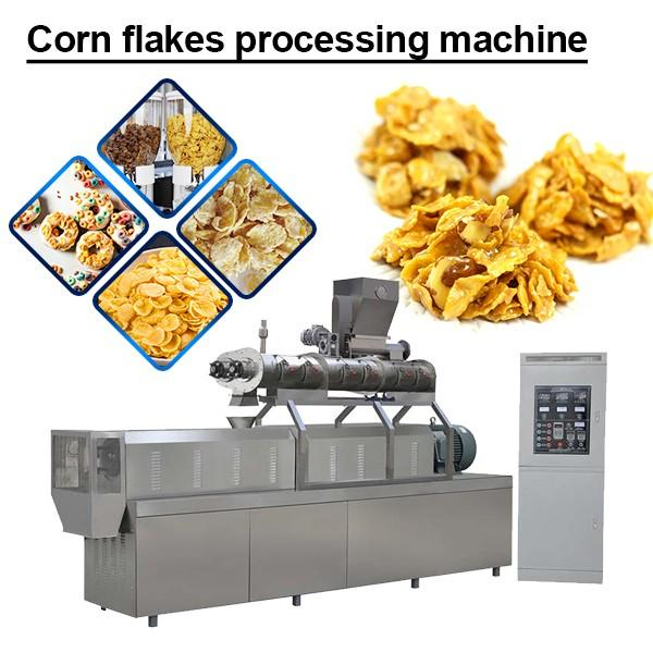 100kw Corn Flake Machine With Low Noise,Easy Operation #1 image