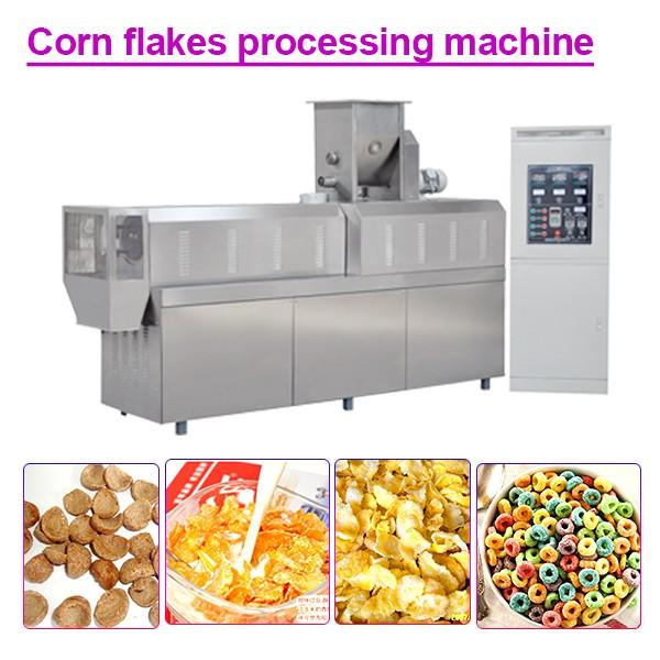 High Quality Corn Flake Machine For Breakfast Cereals,Energy Saving #1 image